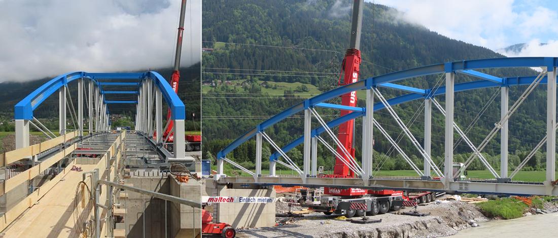 Gailbrücke Stranig