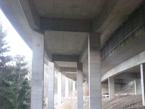 A10 Tauernbautobahn – Generalsanierung der Brücke D04 bei Spittal /Drau (L= 10 x 30 m = 300 m)
