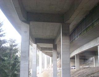 A10 Tauernautobahn Generalsanierung - Bezirk Spittal / Kärnten / Austria.Bauherr: ASFINAG