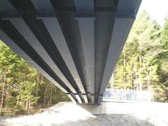 Die schlanke Verbundbrücke Pirknerbach (L= 26,2 m)