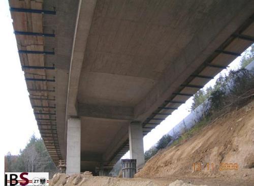 A10 Tauernbautobahn – Generalsanierung der Brücke D05 bei Spittal /Drau
