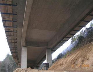 A10 Tauernautobahn Brücken-Generalsanierung - Bezirk Spittal / Kärnten / Austria. Bauherr: ASFINAG