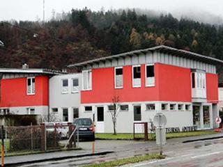Bau der Teurniaapotheke in Möllbrücke -Statisch konstruktive Bearbeitung