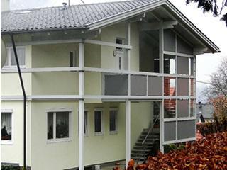 Dachgeschossausbau - Statisch konstruktive Bearbeitung