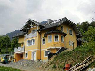 Neubau Einfamilienhaus - Einreichprojekt und Statisch konstruktive Bearbeitung