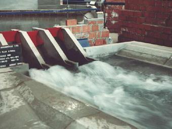 Ausfahren der Deckewalze