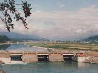 Draukraftwerk Kellerberg 1985