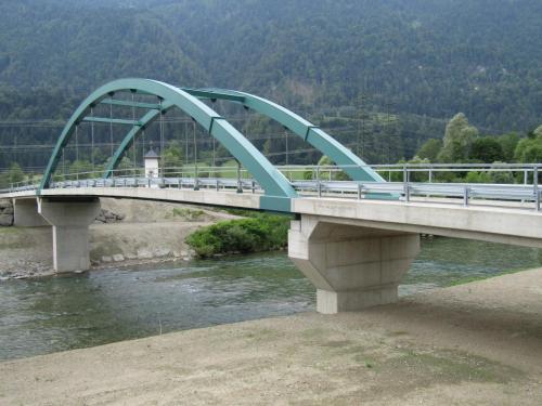 Neubau der Gailbrücke Napolach